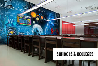 Schools Colleges Mural Wallpaper