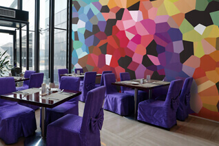 Murals for eateries and barrooms