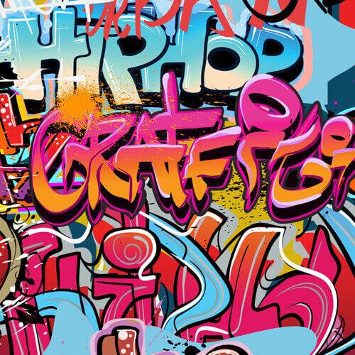Graffiti Wallpaper Murals