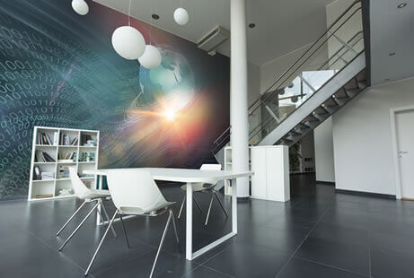 Business artwork to brighten up your office!