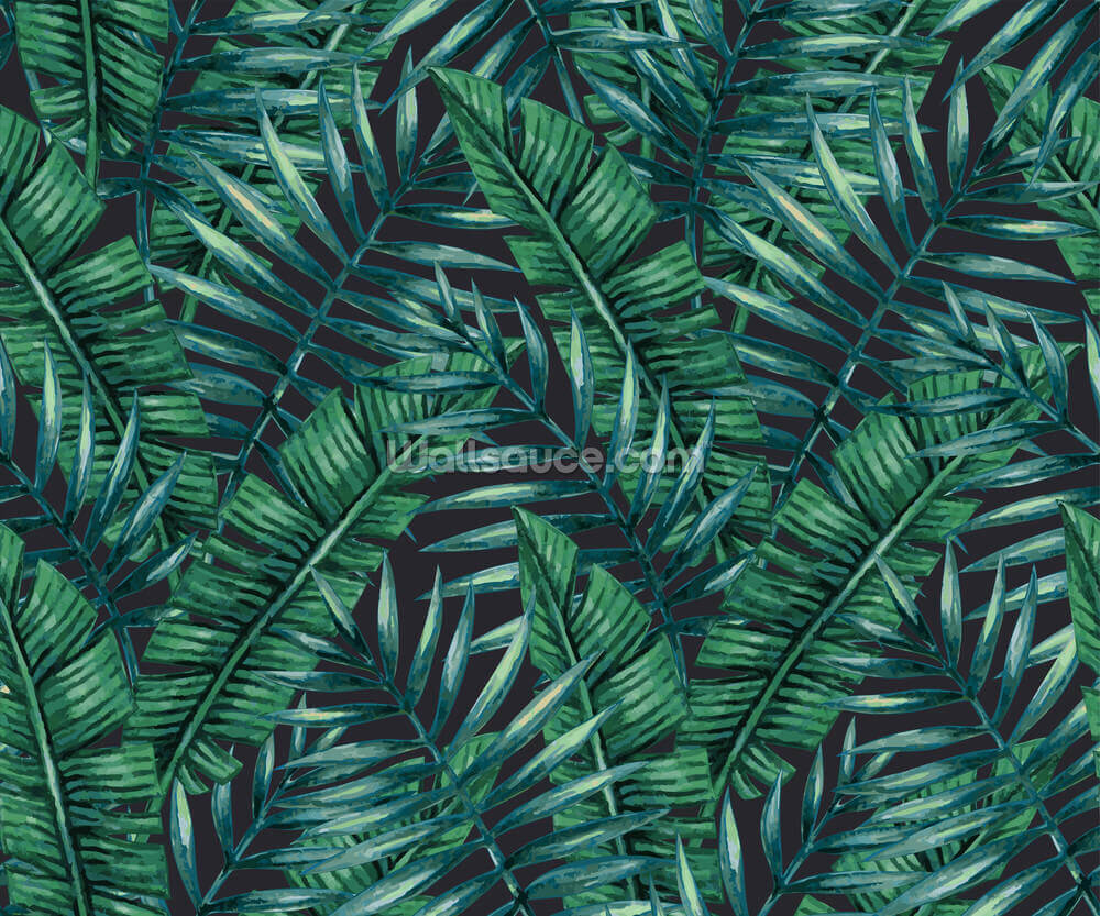 Dark Tropical Leaf Wallpaper Wallsauce Us Pikbest has 3796 tropical leaves design images templates for free. dark tropical leaf wallpaper wallsauce us