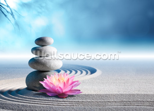 Zen Sands Wallpaper Wall Murals