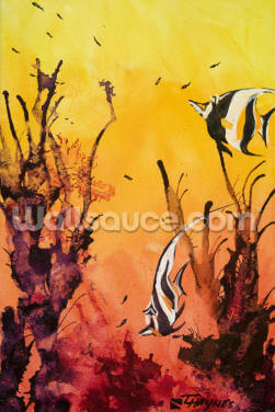 Fiji Islands Rainbow Reef Wallpaper Wall Murals