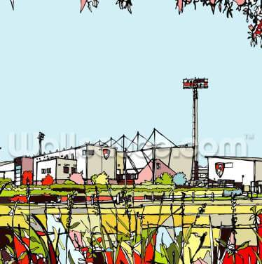 Dean Court Wallpaper Wall Murals