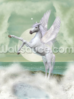 Unicorn Wallpaper Wall Murals