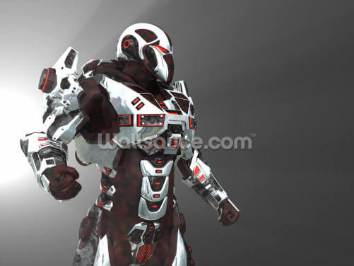 Advanced Future Soldier Wallpaper Wall Murals