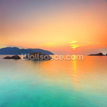 Sunrise Wallpaper Wall Murals