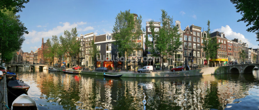 Amsterdam Wallpaper Wall Murals