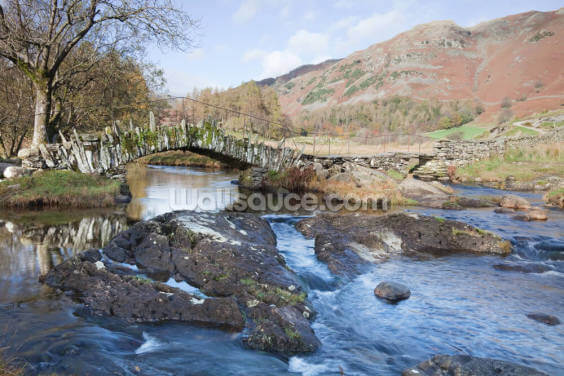 Little Langdale, Lake District Wallpaper Wall Murals