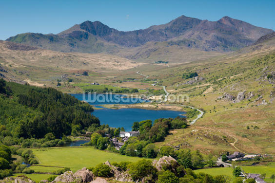 Snowdonia National Park Wallpaper Wall Murals