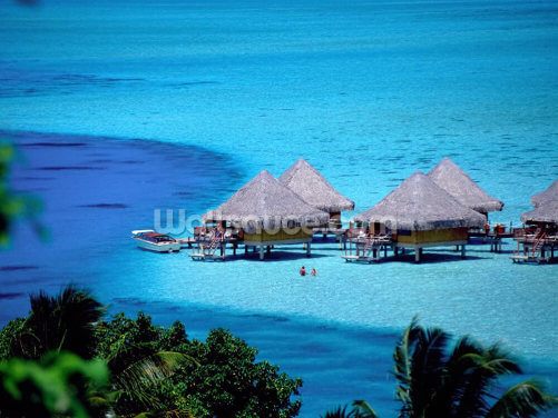 Bora Bora Wallpaper Wall Murals