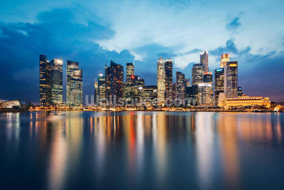 Singapore Wallpaper Wall Murals