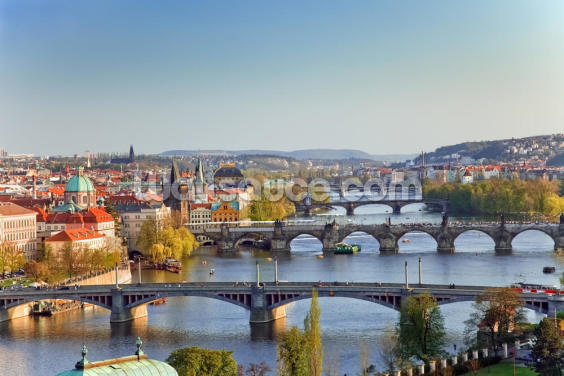 Prague Wallpaper Wall Murals
