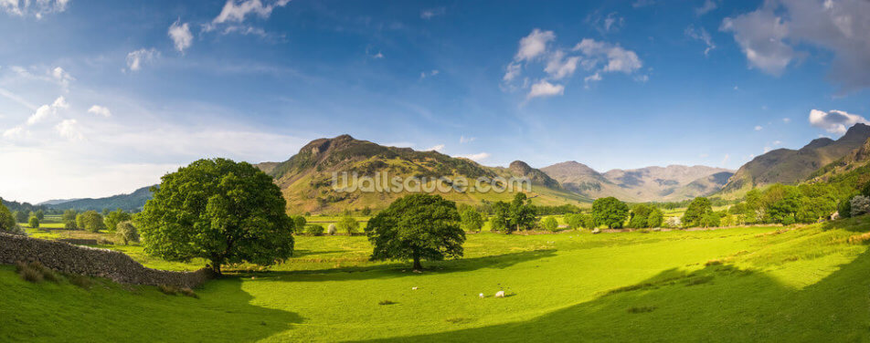 Cumbria Wallpaper Wall Murals