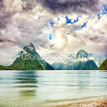 Milford Sound Wallpaper Wall Murals