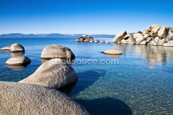 Lake Tahoe Wallpaper Wall Murals