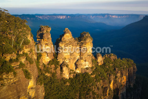 Three Sisters Wallpaper Wall Murals