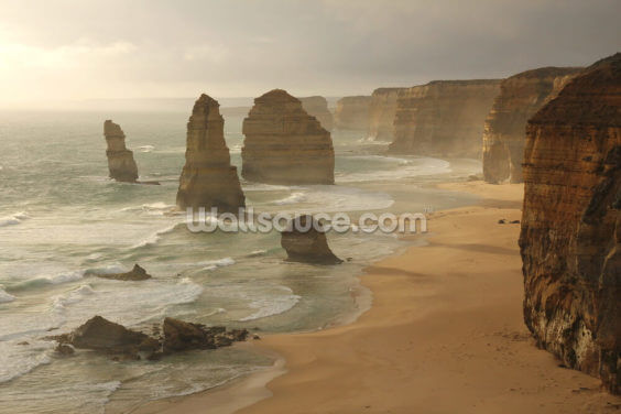 Twelve Apostles, Australia Wallpaper Wall Murals
