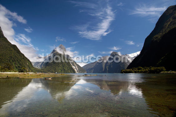 Milford Sound NZ Wallpaper Wall Murals