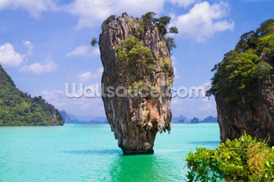 James Bond Island Wallpaper Wall Murals