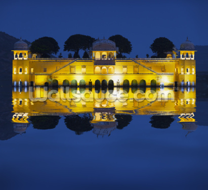 Jal Mahal, Jaipur Wallpaper Wall Murals
