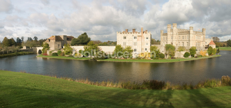 Leeds Castle Wallpaper Wall Murals