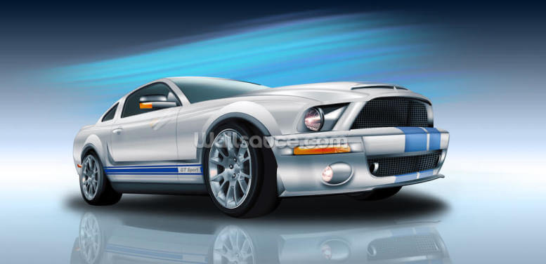 American Muscle Cars Wallpaper Wall Murals