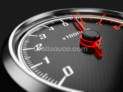 Tachometer Wallpaper Wall Murals