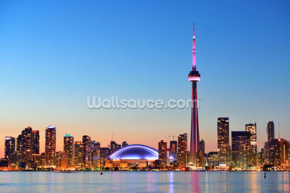 Toronto Wallpaper Wall Murals