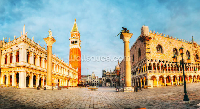 View to San Marco Wallpaper Wall Murals