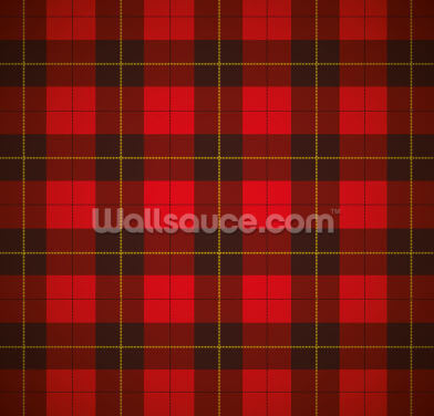 Wallace Tartan Scottish Plaid Wallpaper Wall Murals