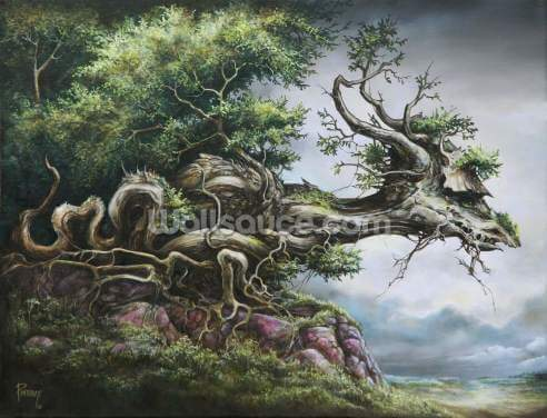Dragon Tree Wallpaper Wall Murals