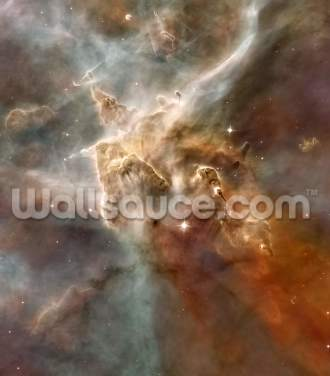 Star-Forming Region in the Carina Nebula: Detail 1 Wallpaper Wall Murals