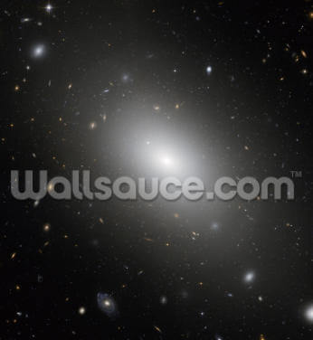 Elliptical Galaxy NGC 1132 - Hubble Wallpaper Wall Murals