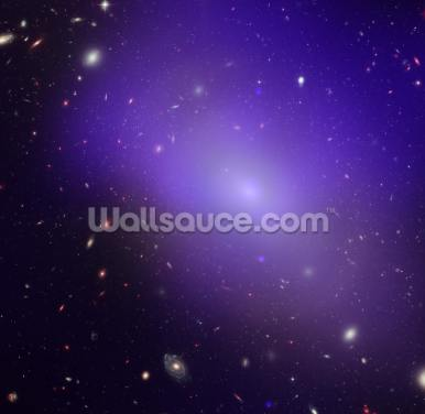 NGC 1132 - Chandra X-Ray Observatory/Hubble Space Telescope Wallpaper Wall Murals