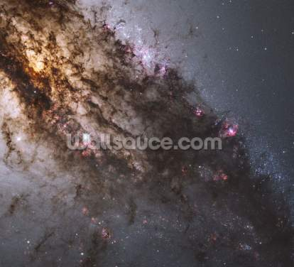 Active Galaxy Centaurus A Wallpaper Wall Murals