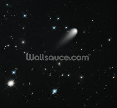 Galaxies, Comets and Stars! Oh My! Wallpaper Wall Murals