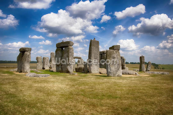 Stonehenge Up Close Wallpaper Wall Murals