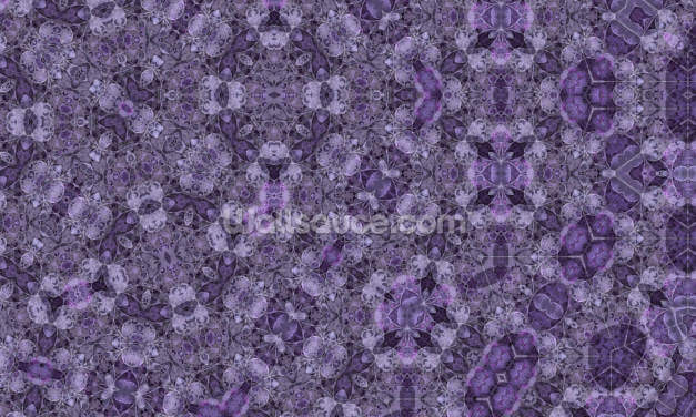 Center Of Mobius Mauve Wallpaper Wall Murals