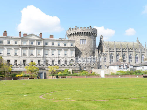 Dublin Castle Wallpaper Wall Murals