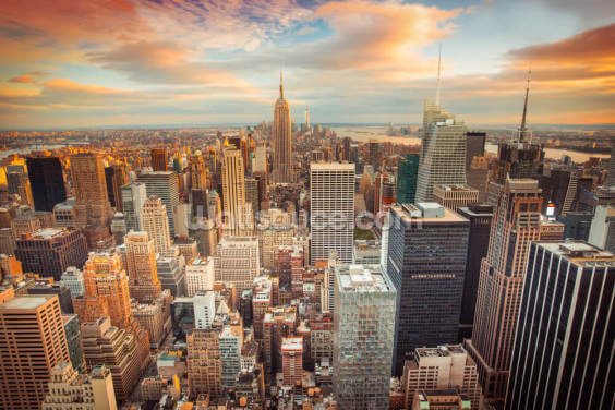 Midtown Manhattan Wallpaper Wall Murals