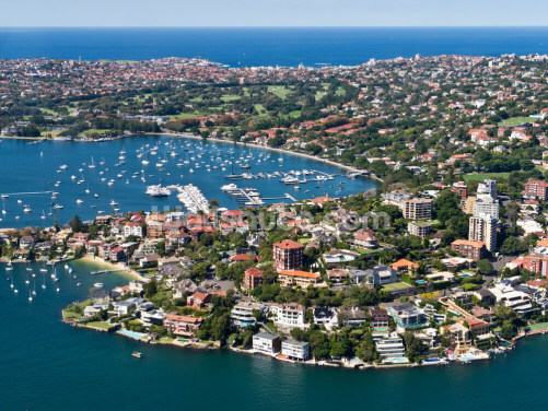Beautiful Rose Bay, Sydney Wallpaper Wall Murals