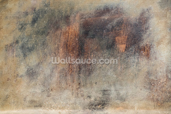 Brushed Rust Wallpaper Wall Murals
