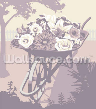 Chelsea Flower Show 1 Wallpaper Wall Murals
