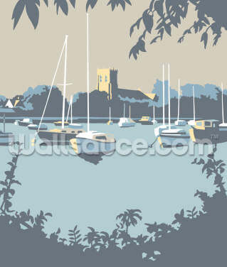 Christchurch Wallpaper Wall Murals