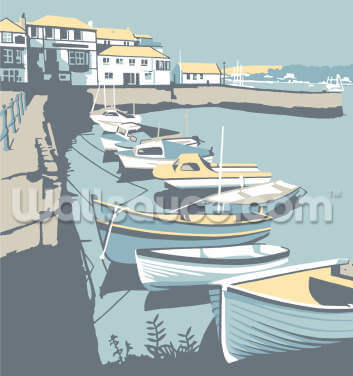 Falmouth Wallpaper Wall Murals