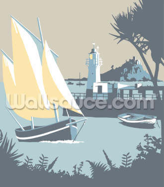Newlyn Wallpaper Wall Murals