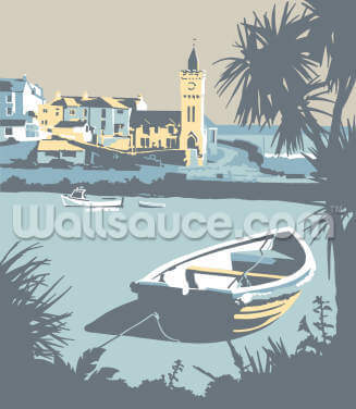 Porthleven Wallpaper Wall Murals