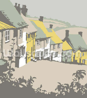 Shaftesbury Wallpaper Wall Murals