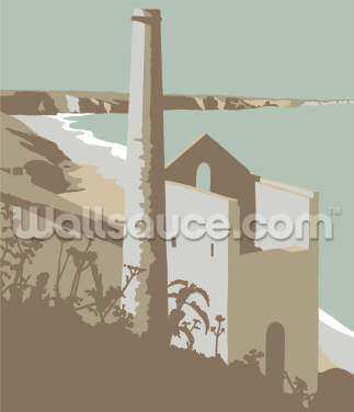 St Agnes Wallpaper Wall Murals